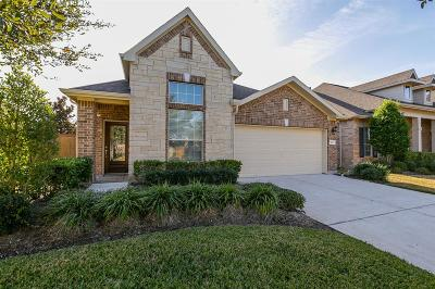 Katy TX Single Family Home For Sale: $262,900