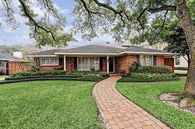 Houston Single Family Home For Sale: 4522 W Alabama Street