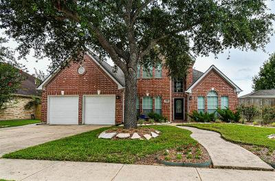 Pearland Single Family Home For Sale: 5918 Ruby Drive