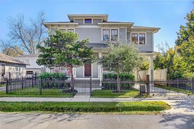 Houston Single Family Home For Sale: 212 Munford Street