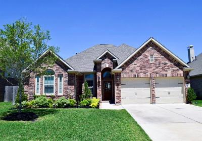 League City Single Family Home For Sale: 1431 Norman Hill Lane