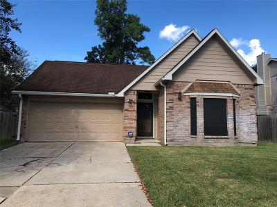 Tomball Single Family Home For Sale: 11114 Middleburgh Drive