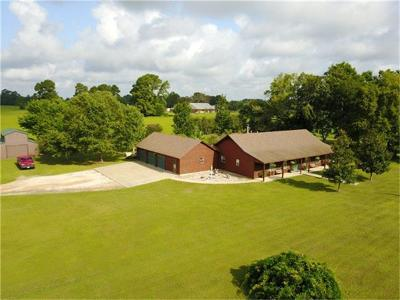 Willis Farm & Ranch For Sale: 18453 Old Danville Road