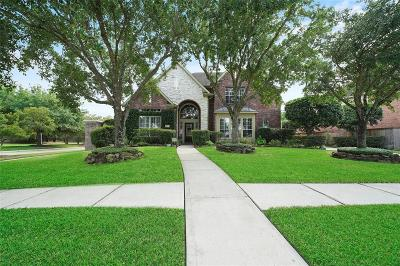 Humble TX Single Family Home For Sale: $345,000