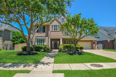 Katy Single Family Home For Sale: 22114 Oakcreek Hollow Lane