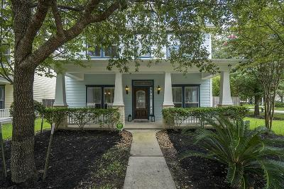 The Woodlands Single Family Home For Sale: 159 Hansom Trail Street