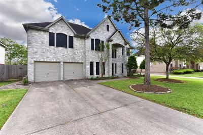 Pearland Single Family Home For Sale: 3715 Pinehurst Drive
