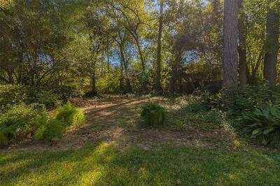 Houston Residential Lots & Land For Sale: 11928 Taylorcrest Road