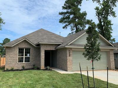 Conroe Single Family Home For Sale: 997 Arbor Crossing