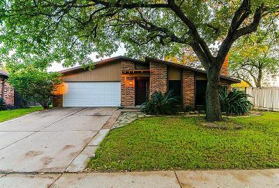 Houston Single Family Home For Sale: 16827 Sweno Court