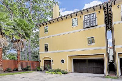 Houston Single Family Home For Sale: 1302 Antoine Drive