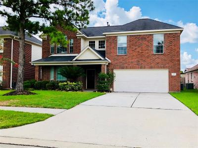 Houston Single Family Home For Sale: 6418 Gusty Trail Lane