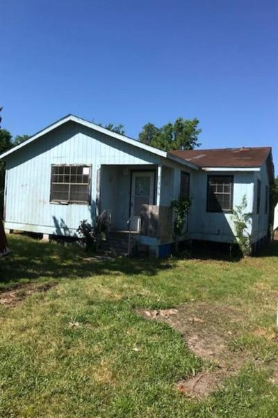 Grimes County Single Family Home For Sale: 8956 Fm 1696