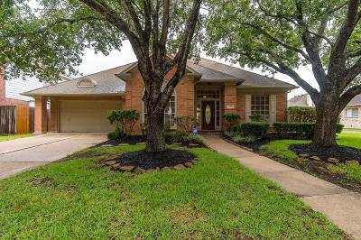 Houston TX Single Family Home For Sale: $325,000