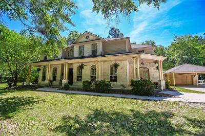 Huffman Single Family Home For Sale: 914 Commons Way Court