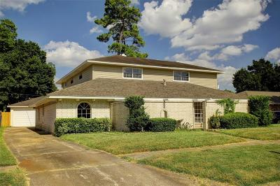 Houston Single Family Home For Sale: 5410 Candlemist Drive