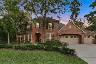 The Woodlands Single Family Home For Sale: 11 W Beckonvale Circle