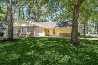 Spring Single Family Home For Sale: 9111 Wallingham Court