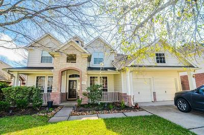 Sugar Land Single Family Home For Sale: 8022 Hidden Terrace Drive