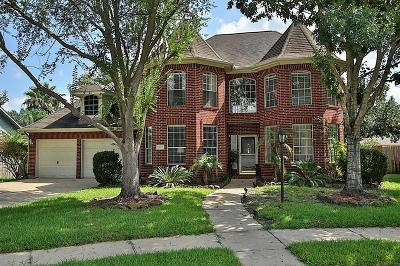 Pearland Single Family Home For Sale: 1405 Pine Meadow Court