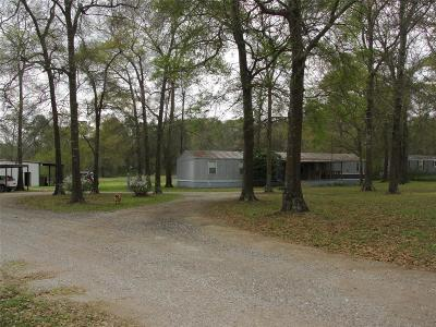 Willis Single Family Home For Sale: 13586 Rogers Road
