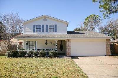 Sugar Land Single Family Home For Sale: 3210 Pebble Lake Drive