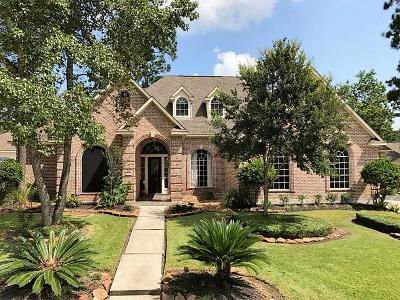 Kingwood Single Family Home For Sale: 2506 Fall Orchard Court