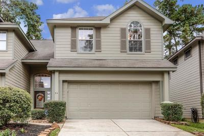 The Woodlands Condo/Townhouse For Sale: 94 Cornflower Drive
