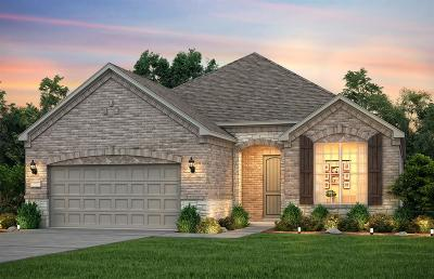 The Woodlands Single Family Home For Sale: 205 Percheron Drive