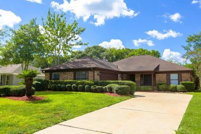 Friendswood Single Family Home For Sale: 5126 Whittier Oaks Drive