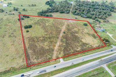 Lee County Country Home/Acreage For Sale: Tract 1 Hwy 290 E