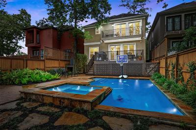 Houston Single Family Home For Sale: 2012 W 14th Street #B