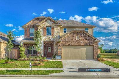 Humble Single Family Home For Sale: 9726 Justin Ridge
