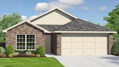 Tomball Single Family Home For Sale: 23615 Bluewood Trace