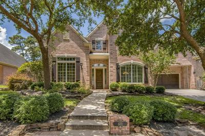 Kingwood Single Family Home For Sale: 6111 Peachtree Hill Court