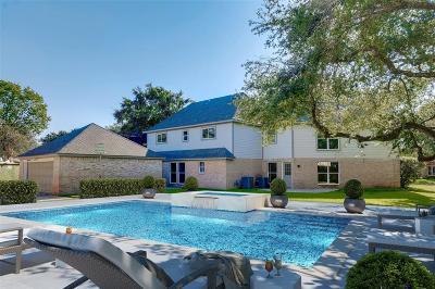 Houston Single Family Home For Sale: 818 Silvergate Drive