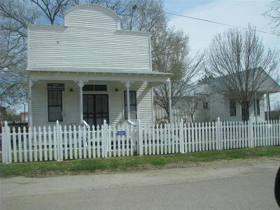 New Ulm Single Family Home For Sale: 836 Pecan Street