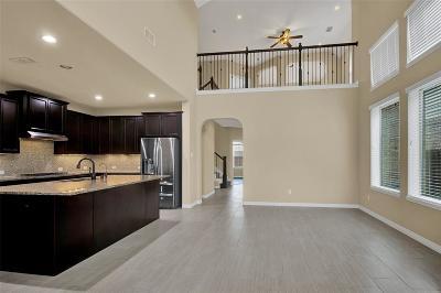 Katy Single Family Home For Sale: 4110 Dover Harbor Lane