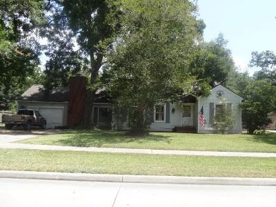 League City Single Family Home For Sale: 420 Houston Avenue