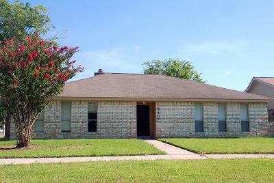 La Porte Single Family Home For Sale: 8407 Ashwyne Lane