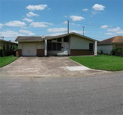 Houston Single Family Home For Sale: 8739 Candy Street