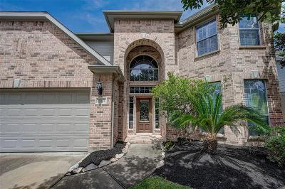Pearland Single Family Home For Sale: 2703 Marble Brook Lane
