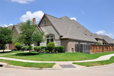 Katy Single Family Home For Sale: 26702 Ridgetop Pole Lane