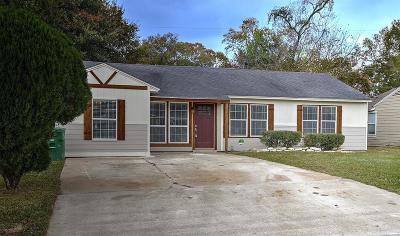 Harris County Single Family Home For Sale: 5043 Idaho Street