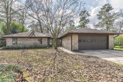 Spring Single Family Home For Sale: 3303 Forest Glen Street