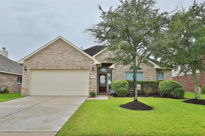 Seabrook Single Family Home For Sale: 1002 Bay Sky Way
