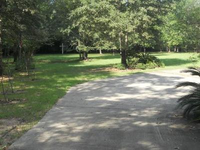 Montgomery Single Family Home For Sale: 917 Spokane River Road