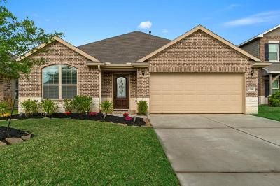 Tomball Single Family Home Option Pending: 12910 Spruce Circle