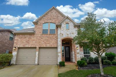 Pecan Grove Single Family Home For Sale: 1519 Pecan Branch Drive