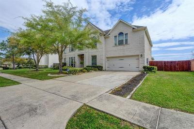 Pearland Single Family Home For Sale: 2511 Rose Bay Drive